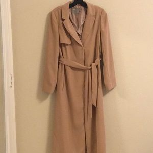 NWOT trench coat lightweight from Asos size 6